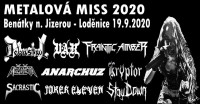 Metalová Miss 2020